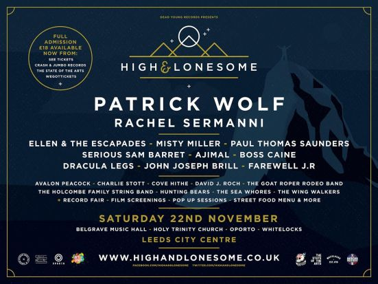 High and Lonesome Festival